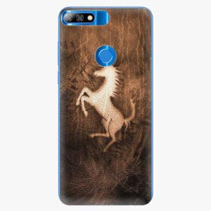 Plastový kryt iSaprio - Vintage Horse - Huawei Y7 Prime 2018