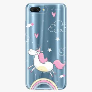 Plastový kryt iSaprio - Unicorn 01 - Huawei Honor 10