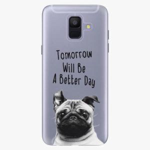 Plastový kryt iSaprio - Better Day 01 - Samsung Galaxy A6