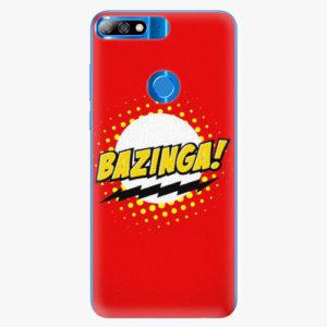 Plastový kryt iSaprio - Bazinga 01 - Huawei Y7 Prime 2018