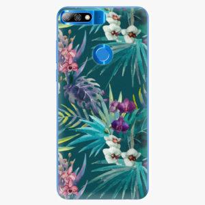 Plastový kryt iSaprio - Tropical Blue 01 - Huawei Y7 Prime 2018