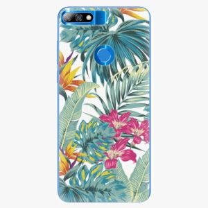 Plastový kryt iSaprio - Tropical White 03 - Huawei Y7 Prime 2018