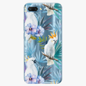 Plastový kryt iSaprio - Parrot Pattern 01 - Huawei Honor 10