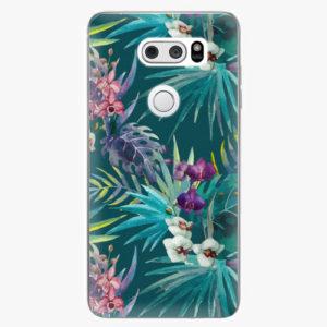 Plastový kryt iSaprio - Tropical Blue 01 - LG V30