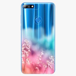 Plastový kryt iSaprio - Rainbow Grass - Huawei Y7 Prime 2018