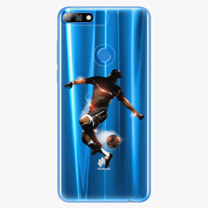 Plastový kryt iSaprio - Fotball 01 - Huawei Y7 Prime 2018