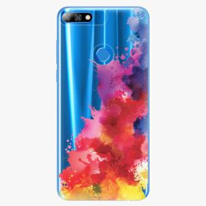 Plastový kryt iSaprio - Color Splash 01 - Huawei Y7 Prime 2018
