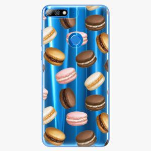 Plastový kryt iSaprio - Macaron Pattern - Huawei Y7 Prime 2018