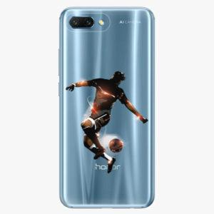 Plastový kryt iSaprio - Fotball 01 - Huawei Honor 10
