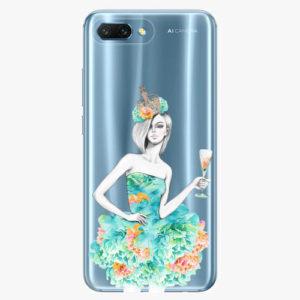 Plastový kryt iSaprio - Queen of Parties - Huawei Honor 10