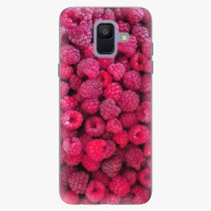 Plastový kryt iSaprio - Raspberry - Samsung Galaxy A6