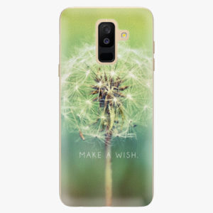 Plastový kryt iSaprio - Wish - Samsung Galaxy A6 Plus