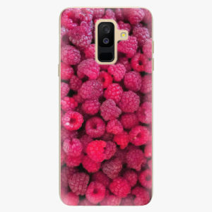 Plastový kryt iSaprio - Raspberry - Samsung Galaxy A6 Plus