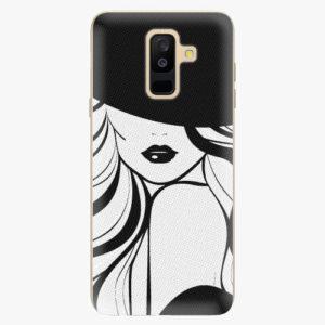 Plastový kryt iSaprio - First Lady - Samsung Galaxy A6 Plus
