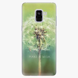 Plastový kryt iSaprio - Wish - Samsung Galaxy A8 Plus