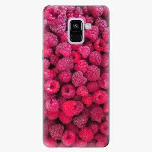 Plastový kryt iSaprio - Raspberry - Samsung Galaxy A8 Plus