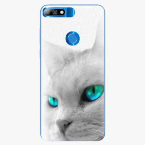 Plastový kryt iSaprio - Cats Eyes - Huawei Y7 Prime 2018