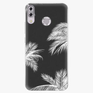 Plastový kryt iSaprio - White Palm - Asus ZenFone 5 ZE620KL