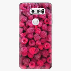 Plastový kryt iSaprio - Raspberry - LG V30