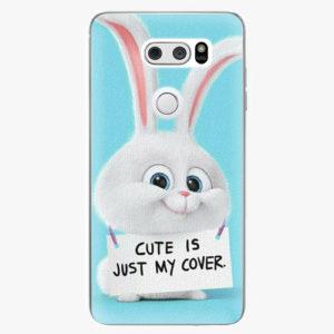 Plastový kryt iSaprio - My Cover - LG V30