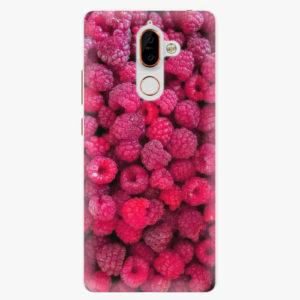 Plastový kryt iSaprio - Raspberry - Nokia 7 Plus