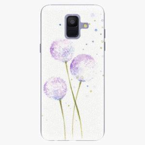 Plastový kryt iSaprio - Dandelion - Samsung Galaxy A6