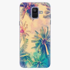Plastový kryt iSaprio - Palm Beach - Samsung Galaxy A6