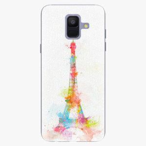 Plastový kryt iSaprio - Eiffel Tower - Samsung Galaxy A6