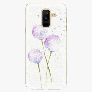 Plastový kryt iSaprio - Dandelion - Samsung Galaxy A6 Plus