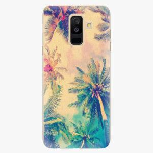 Plastový kryt iSaprio - Palm Beach - Samsung Galaxy A6 Plus