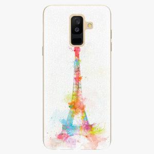 Plastový kryt iSaprio - Eiffel Tower - Samsung Galaxy A6 Plus