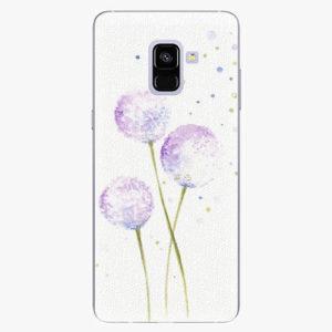 Plastový kryt iSaprio - Dandelion - Samsung Galaxy A8 Plus