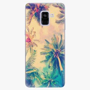 Plastový kryt iSaprio - Palm Beach - Samsung Galaxy A8 Plus
