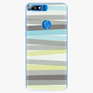 Plastový kryt iSaprio - Stripes - Huawei Y7 Prime 2018
