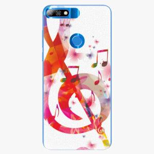 Plastový kryt iSaprio - Love Music - Huawei Y7 Prime 2018