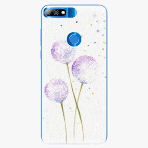 Plastový kryt iSaprio - Dandelion - Huawei Y7 Prime 2018
