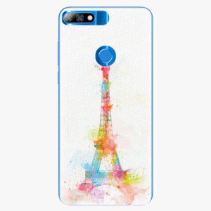 Plastový kryt iSaprio - Eiffel Tower - Huawei Y7 Prime 2018