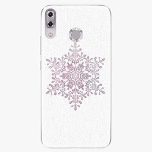 Plastový kryt iSaprio - Snow Flake - Asus ZenFone 5 ZE620KL