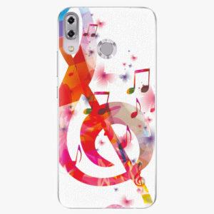 Plastový kryt iSaprio - Love Music - Asus ZenFone 5 ZE620KL