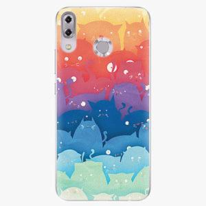 Plastový kryt iSaprio - Cats World - Asus ZenFone 5 ZE620KL