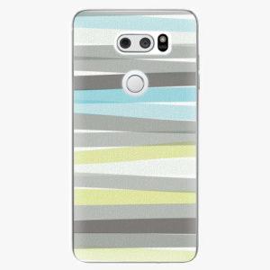 Plastový kryt iSaprio - Stripes - LG V30