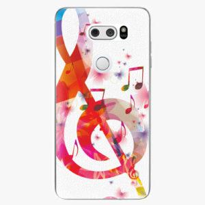 Plastový kryt iSaprio - Love Music - LG V30