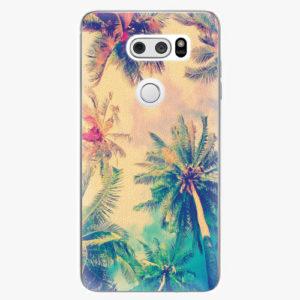 Plastový kryt iSaprio - Palm Beach - LG V30