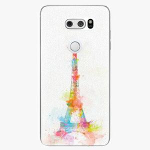 Plastový kryt iSaprio - Eiffel Tower - LG V30