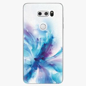 Plastový kryt iSaprio - Abstract Flower - LG V30