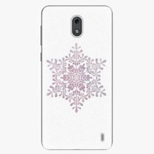 Plastový kryt iSaprio - Snow Flake - Nokia 2