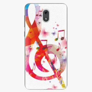 Plastový kryt iSaprio - Love Music - Nokia 2