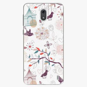 Plastový kryt iSaprio - Birds - Nokia 2