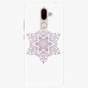 Plastový kryt iSaprio - Snow Flake - Nokia 7 Plus