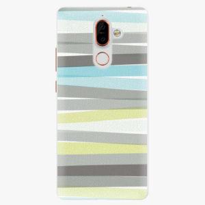 Plastový kryt iSaprio - Stripes - Nokia 7 Plus